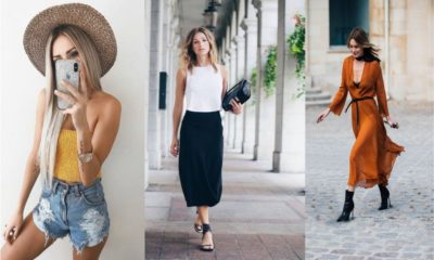 43 Amazing Dressing Styles for Girls in Summer 2018