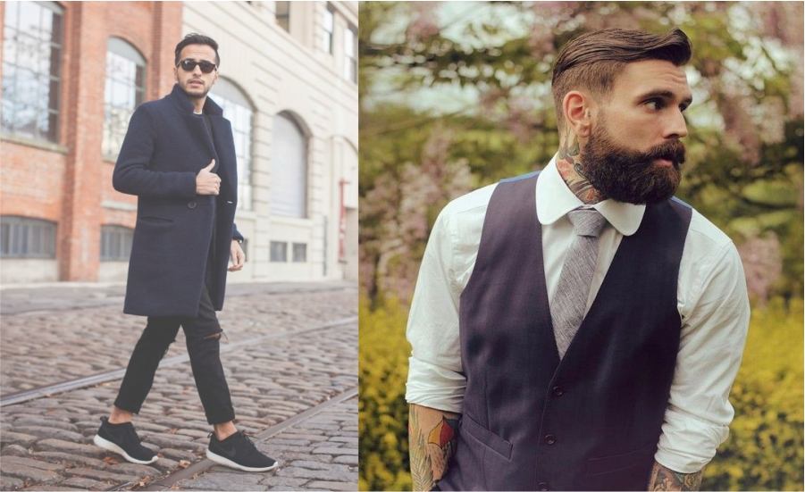 Best Men hairstyle with suits 2018 feture