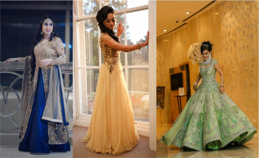 Bridal Outfit ideas for your reception feture
