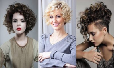 29 Latest Curly Short Hairstyles for Women