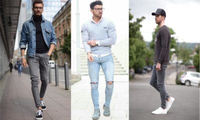 28 Stylish Men Outfits Look With Jeans