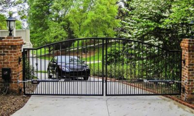 5 Advantages of Having Automatic Gate for Your Driveway