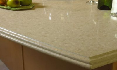 Find Out The 5 Most Popular Edge Profiles For Marble Worktops