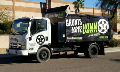 Why is it suitable to hire dumpsters from professional service providers?
