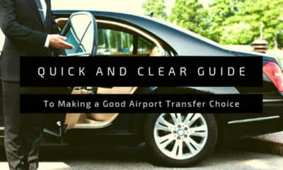 Quick and Clear Guide to Making a Good Airport Transfer Choice