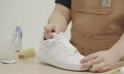 A Step-By-Step Guide on How to Clean Your Sneakers
