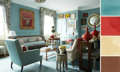 Choosing a Colour Palette for Your House