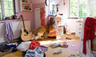 The Psychology of Cleanliness: 4 Things a Messy Room Says About You