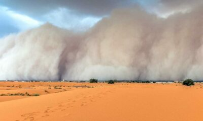 House Cleaning in Sandstorms How to Deal With It
