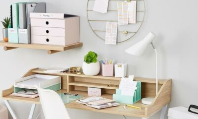 Organizing Desk for an Admirable Work or Study Time