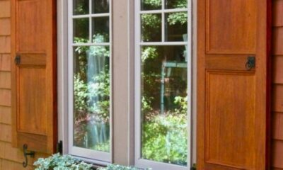 The Difference Between Wood and Composite Exterior Shutters