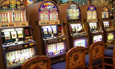 Why Choose to Play Online Slots Games over Slot Machines