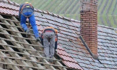 Why You Should Let A Professional Take Care Of Your Roof