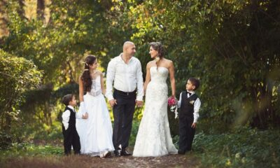 3 Ways to Include Your Kids in Your Wedding