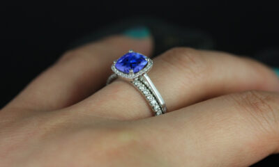 The Charisma and Beauty of Tanzanite Rings