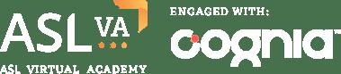 ASL Virtual Academy Cognia Logo