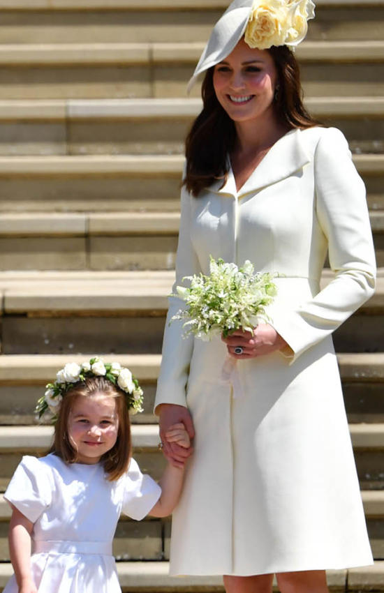 The Duchess of Cambridge's Complete Royal Wedding Style