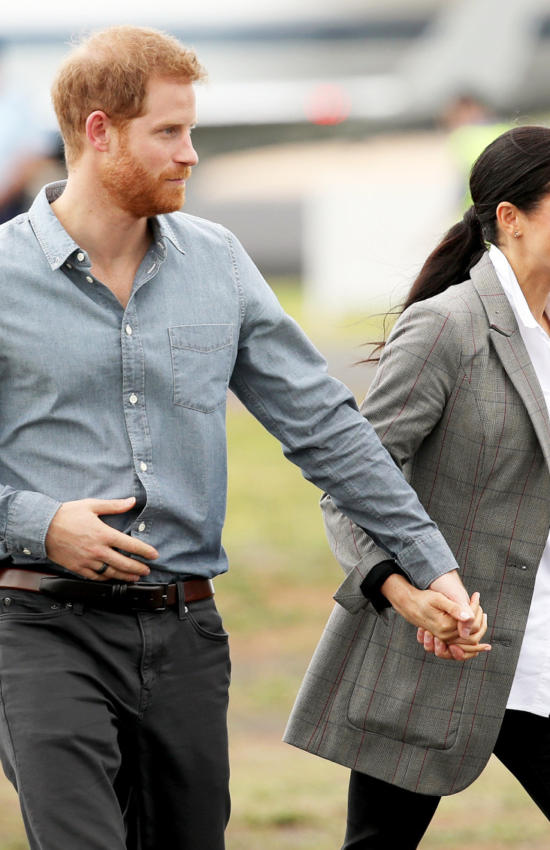 Royal Tour Day 2: Meghan Markle Lands in Dubbo