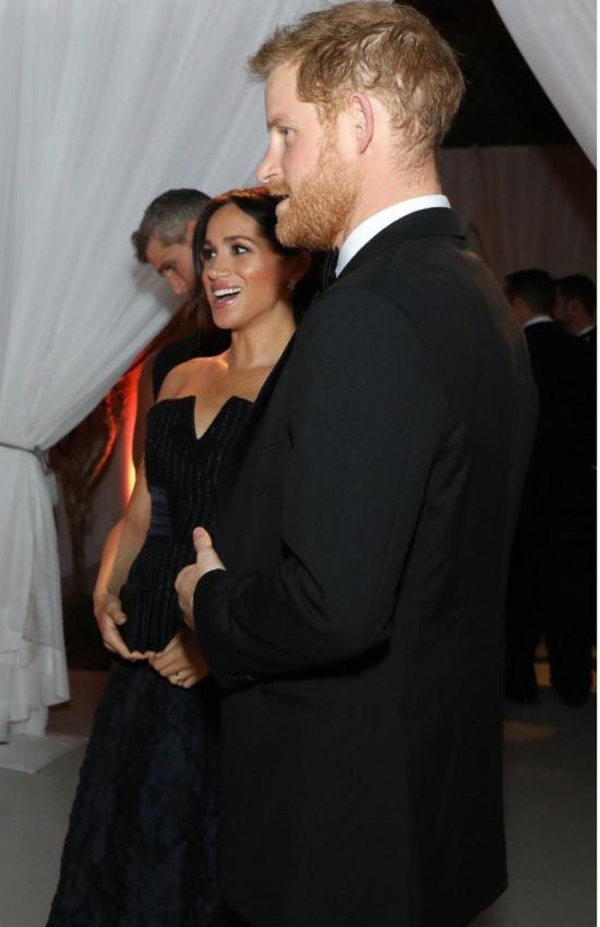 The Duchess of Sussex and the Duchess of Cambridge Attend the Royal Foundation Dinner