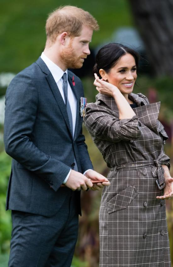 7 Signs Meghan Markle is Expecting Twins with Prince Harry