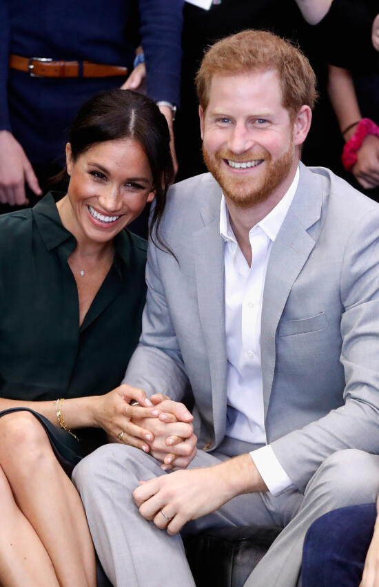 Top 10 Baby Name Predictions for Meghan Markle and Prince Harry's First Child