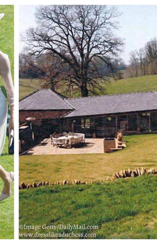 Prince Harry and Meghan Markle are Renting in the Cotswolds Ahead of the Royal Baby's Arrival