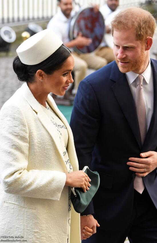 7 Cutest Royal Couple Moments from Commonwealth Day