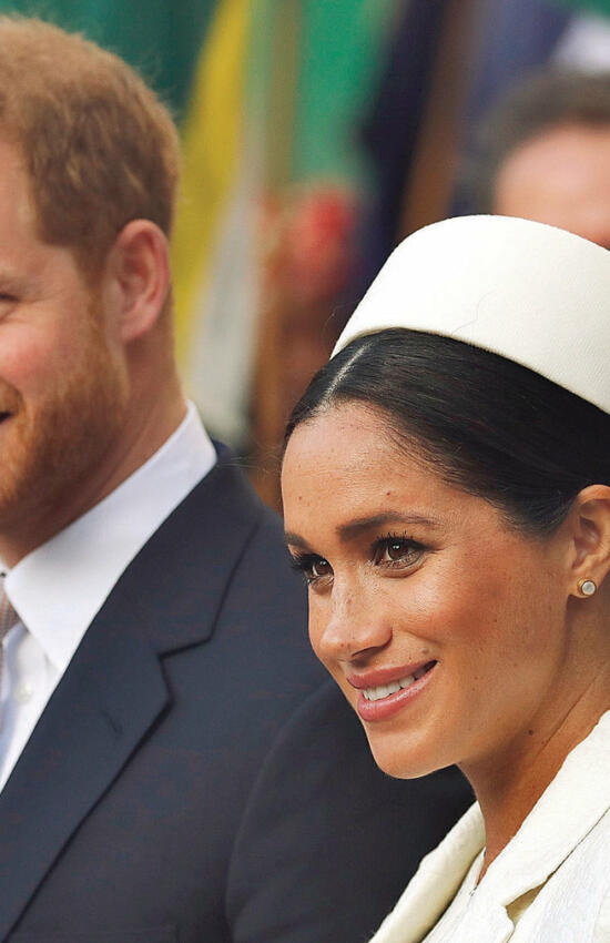 9 Times Meghan Markle's Pregnancy Glow Was Off the Charts