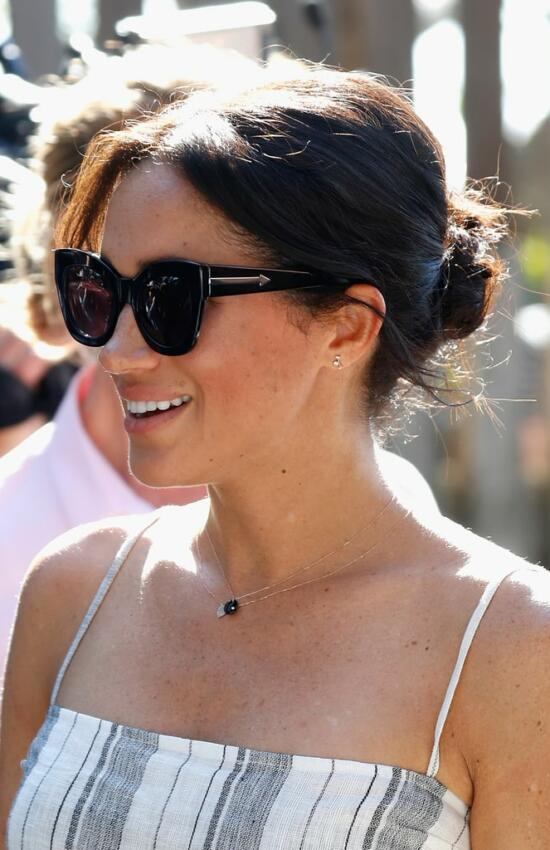 5 Times Meghan Markle Wowed in Stylish Sunglasses