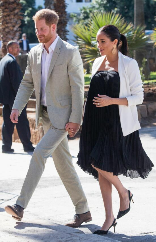 6 Important Dates for the Royal Family on Which Baby Sussex Might Arrive