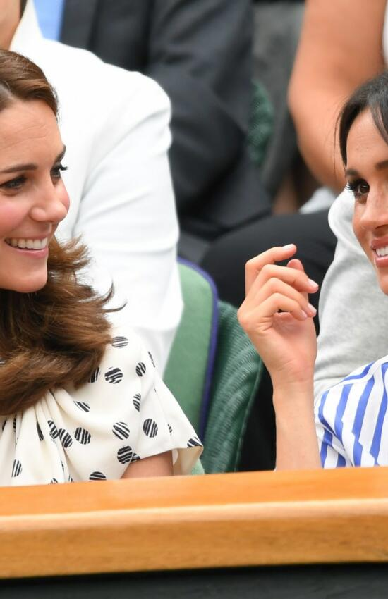 5 of Meghan Markle and Kate Middleton's Best Stress Busters
