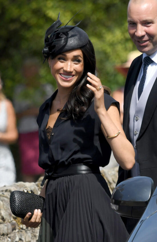 10 of Meghan Markle's Most Daring Fashion Moments