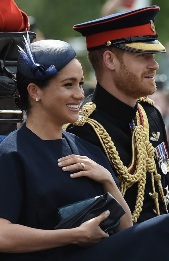 Meghan Markle Gave Her Engagement Ring a Fresh Update