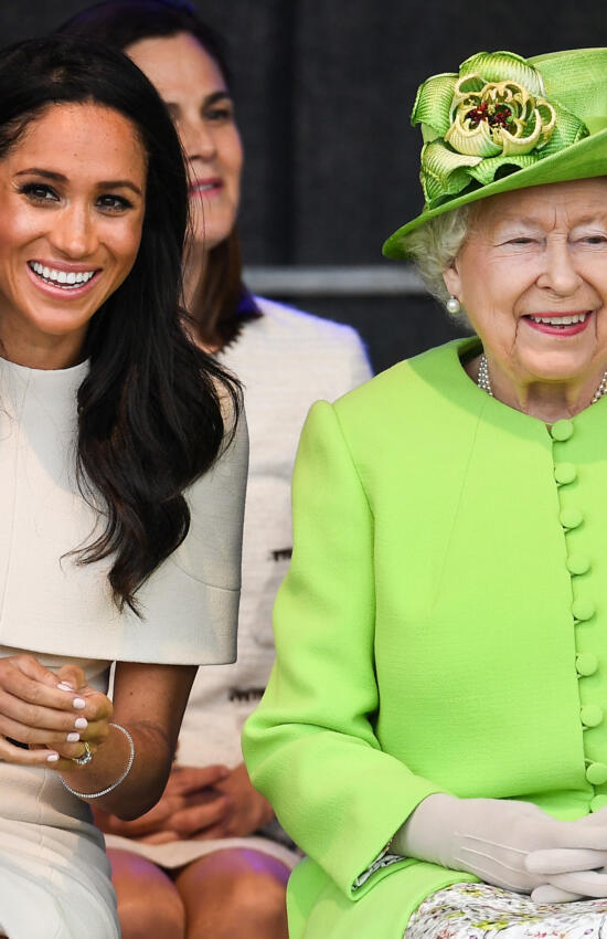 The Queen is Hosting a Birthday Tea Party for Meghan Markle in Scotland