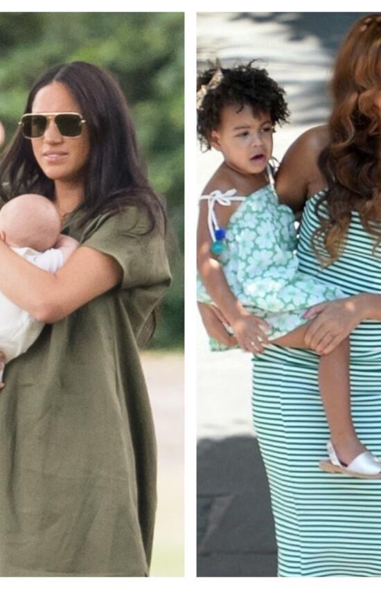 9 Times Meghan Markle Dressed Like Beyonce