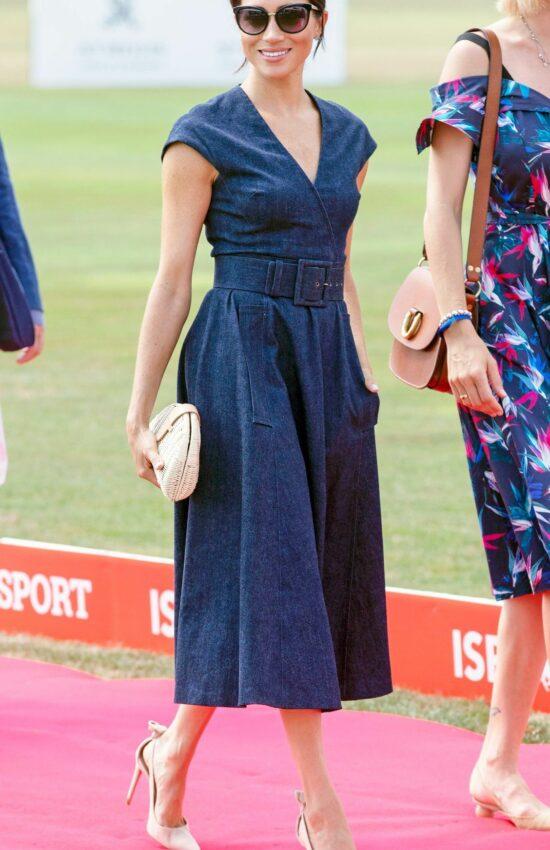 Meghan Markle's 7 Best Denim Fashion Moments