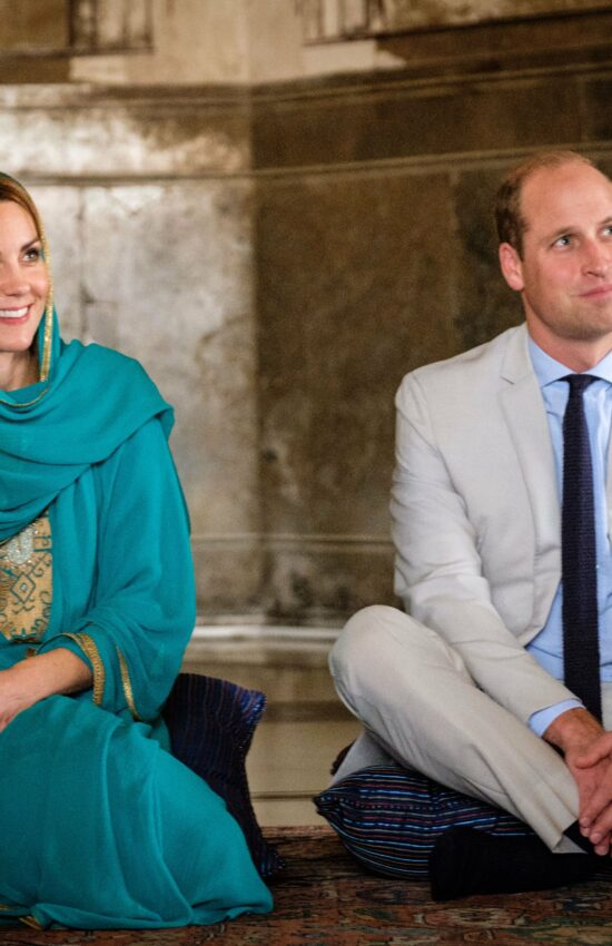 Duke and Duchess of Cambridge in Lahore for Day 4 of Royal Tour Pakistan