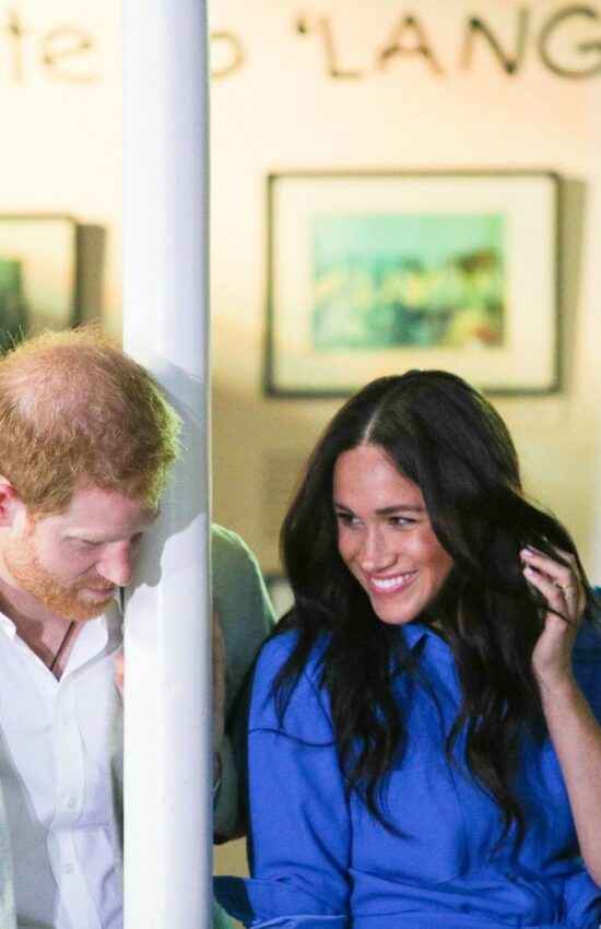 Prince Harry and Meghan Markle's Best PDA Moments on the Royal Tour of Southern Africa