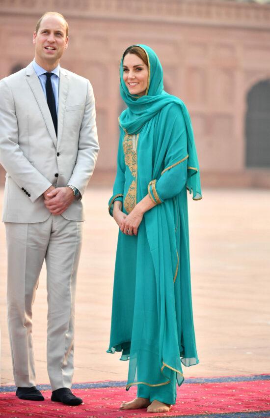 Kate Middleton's 5 Best Looks on Tour in Pakistan