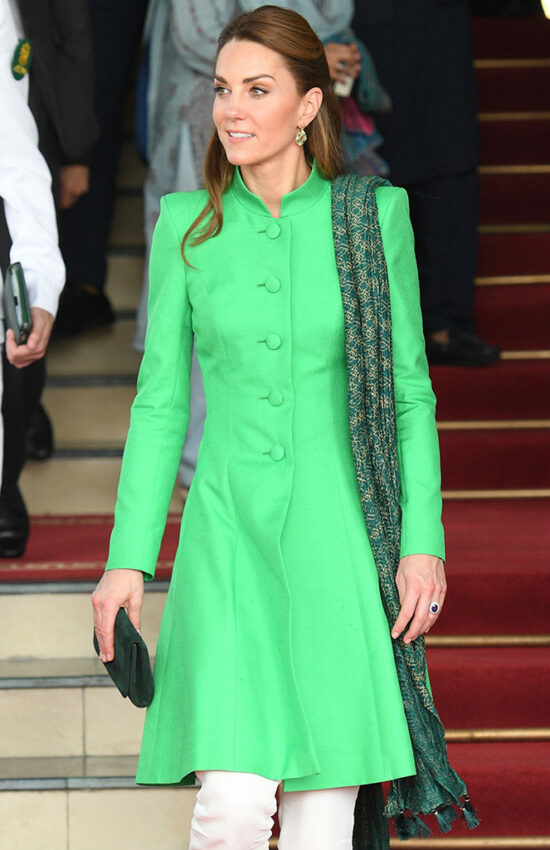 Kate Middleton's 10 Best Scarf Moments