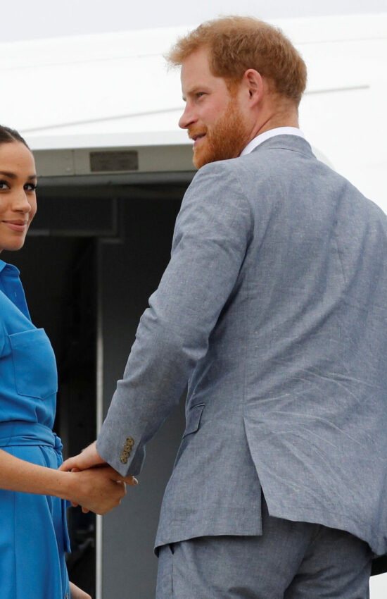 Meghan Markle and Prince Harry Taking Holiday Break over Thanksgiving