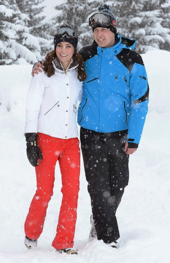 Kate Middleton and Meghan Markle's Best Snow Boot Moments