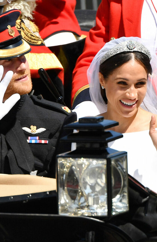 Palace Issues Statement on Harry and Meghan's Future Plans