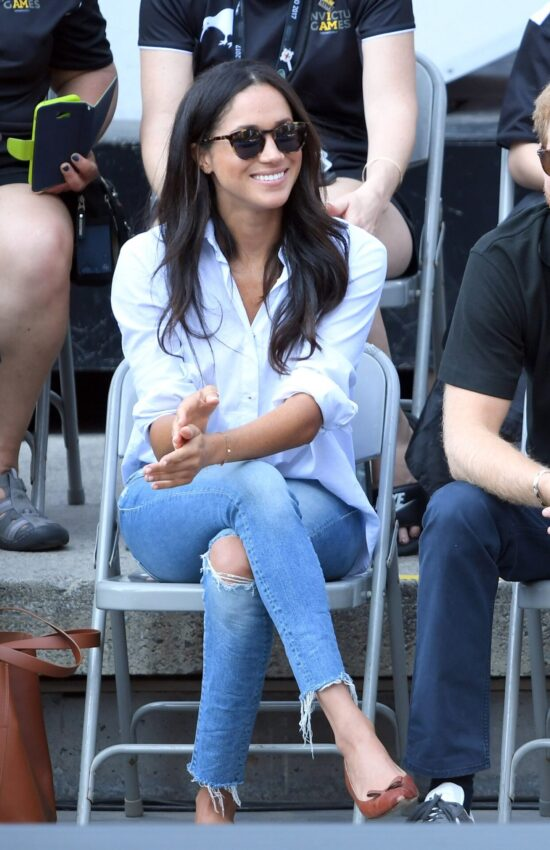Meghan Markle and Kate Middleton's Favorite Jeans