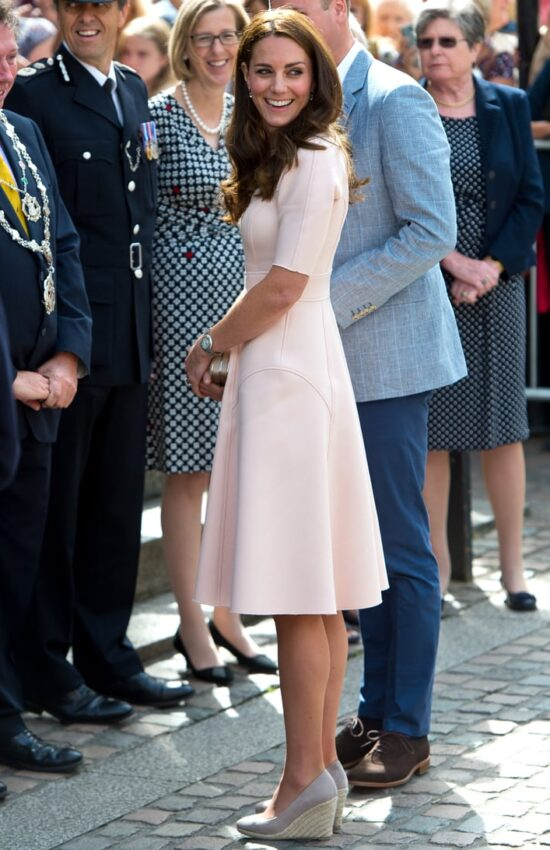 Kate Middleton's 8 Best Wedge Moments