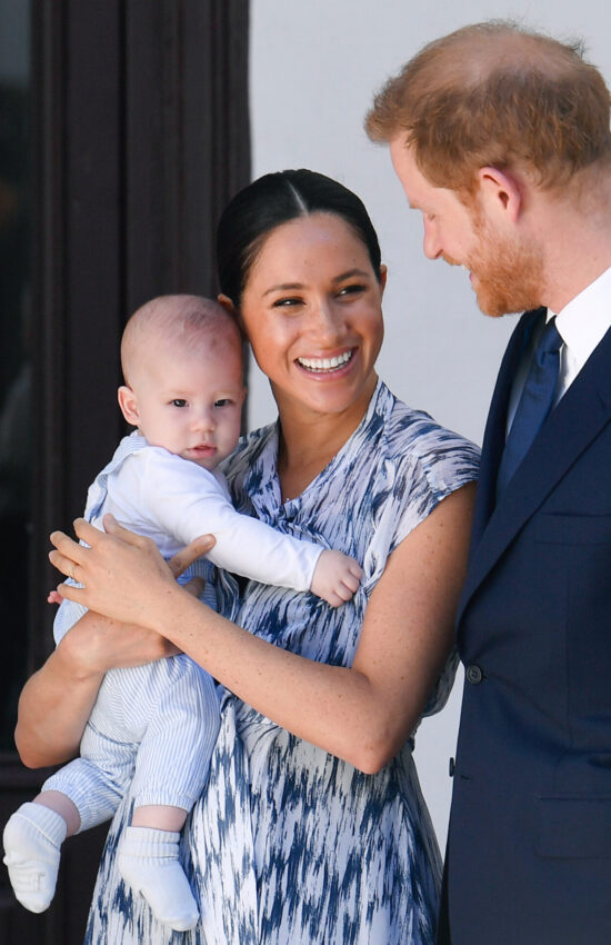 Archie Harrison's Cutest and Chicest Baby Clothes