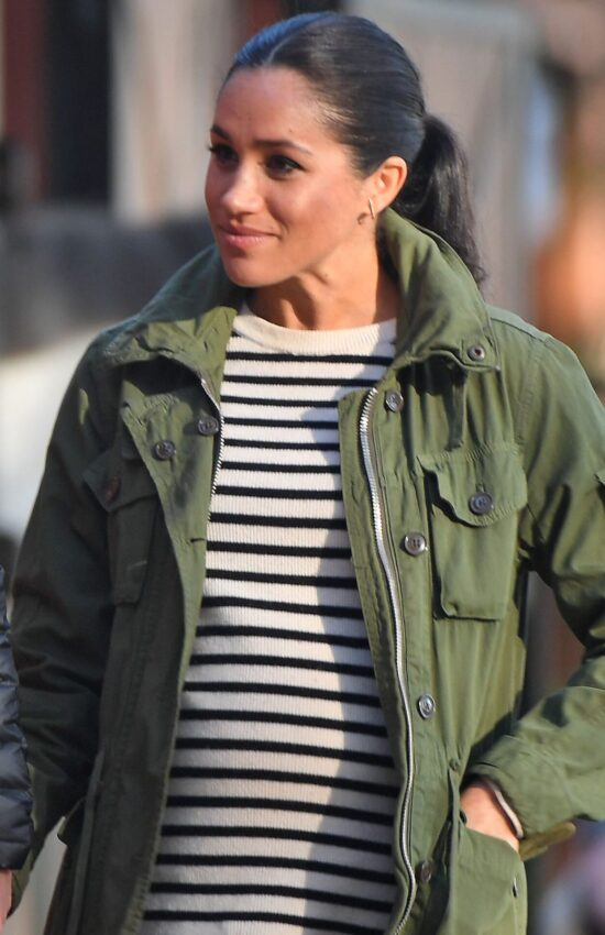 All of Meghan Markle's J.Crew Essentials Perfect for Canada
