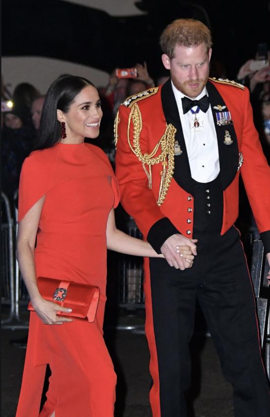 Meghan Markle's Top 12 Fashion Moments as a Royal