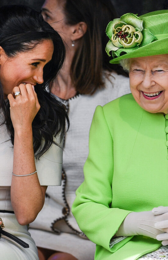 Meghan Markle's Cutest Moments with the Queen