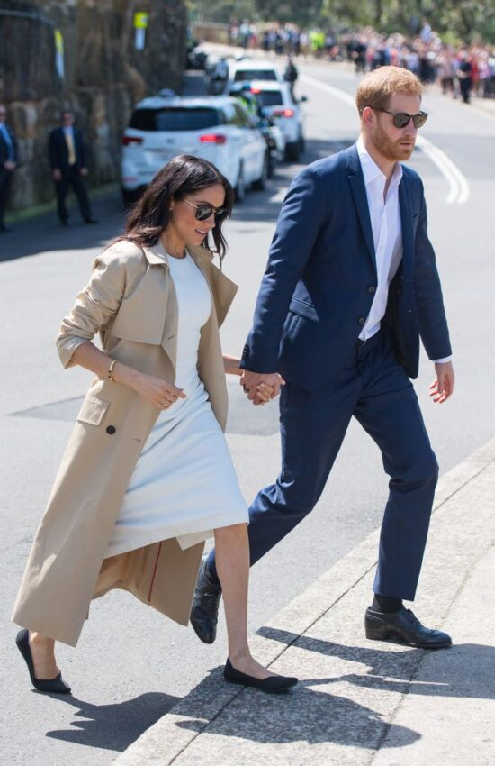 Meghan Markle Moves to Los Angeles with Prince Harry and Baby Archie